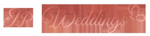 JP WEDDINGS Logo